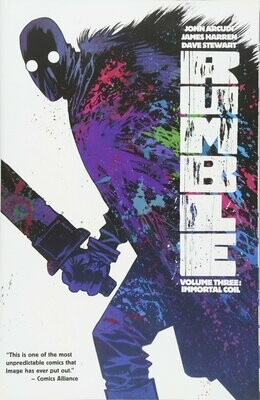 Arcudi: Rumble 3: Immortal Coil