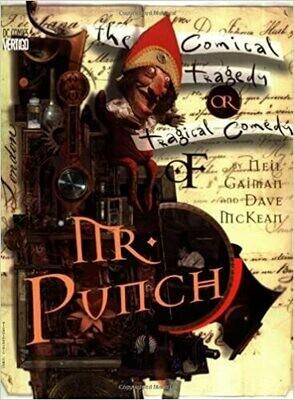 Gaiman&McKean: Mr Punch