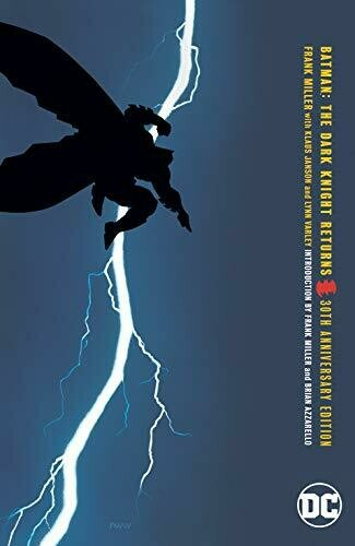 Frank Miller: The Dark Knight returns
