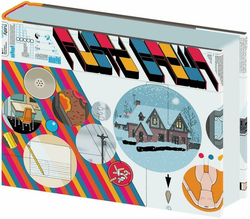 Chris Ware: Rusty Brown