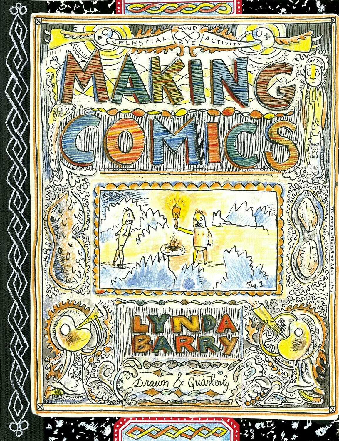 Linda Barry: Making Comics