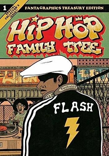 Ed Piskor: Hip hop Family Tree