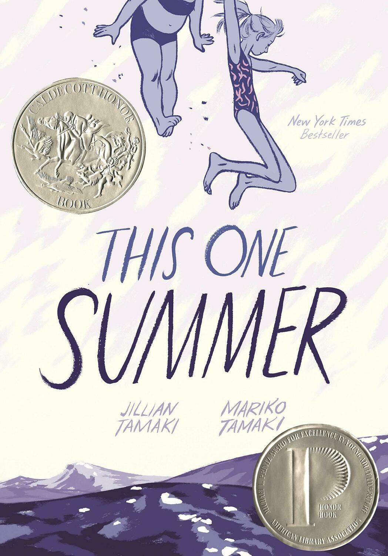 Jillian in Mariko Tamaki: This One Summer