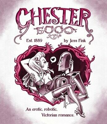 Jess Fink: Chester 3000