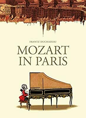 Duchazeau: Mozart in Paris