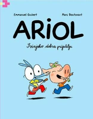 Guibert in Boutavant: Ariol 3