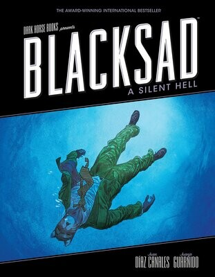 Guarnido in Canales: Blacksad - A Silent Hell