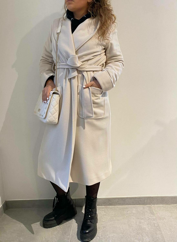 Relish mantel beige