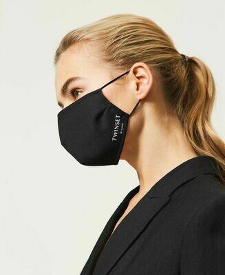 Twin-Set mondmasker zwart