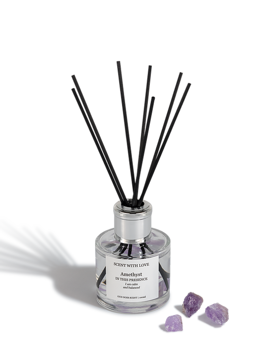 Scent With Love geurstokjes Amethyst
