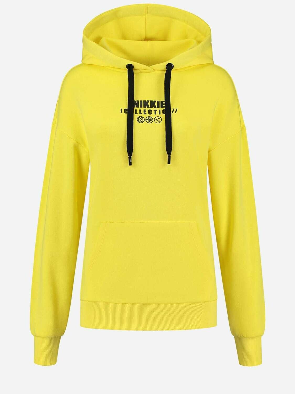 Nikkie Hoody Yellow