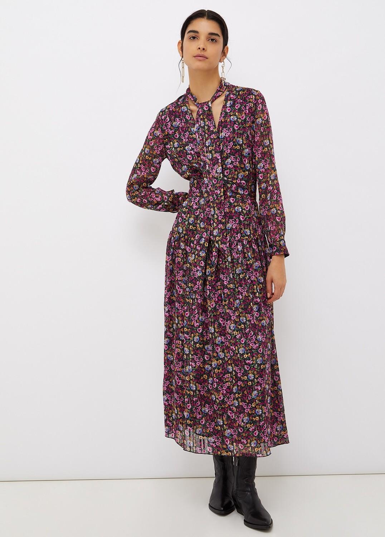 Liu Jo lang kleed met bloemenprint