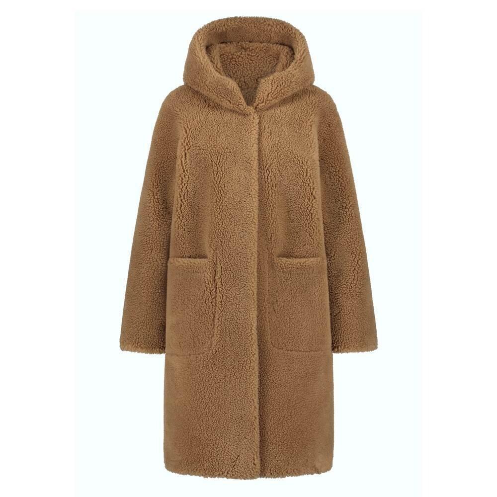 Studio AR Aisha Teddy Wool mantel