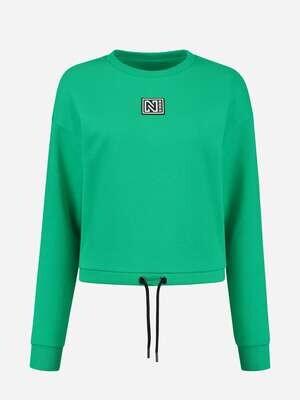 Nikkie Drawstring Sweater