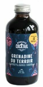 M. Cocktail - Grenadine du terroir