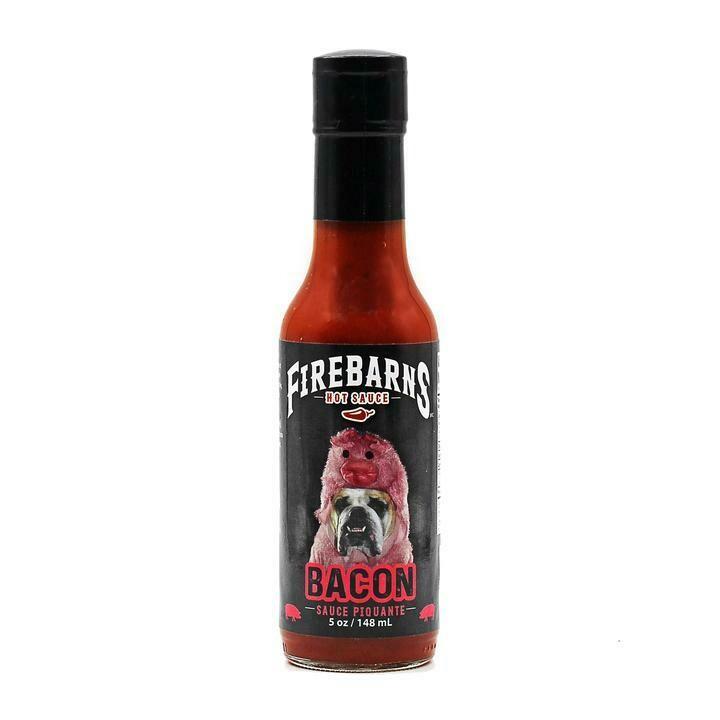 Firebarns - Bacon 148ml