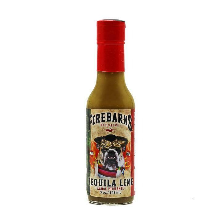 Firebarns - Tequila Lime 148ml