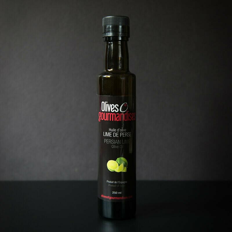 Olives et Gourmandises - Huile Lime de perse