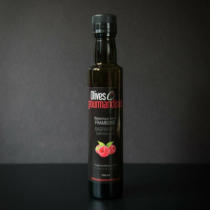 Olives et Gourmandises - Balsamique foncé - Framboise