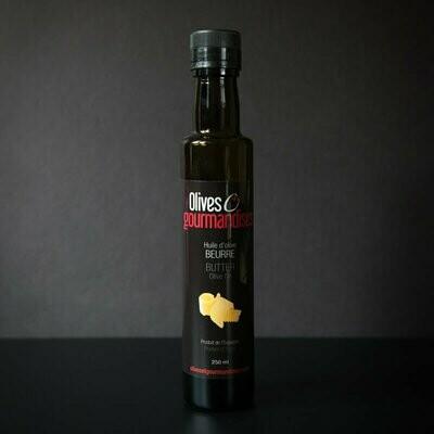 Olives et Gourmandises - Huile au Beurre