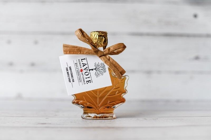 Sucrerie Lavoie - Sirop d'érable 50ml
