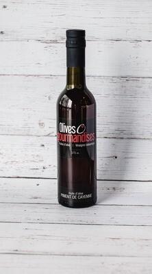 Olives et Gourmandises - Huile au Piment de cayenne
