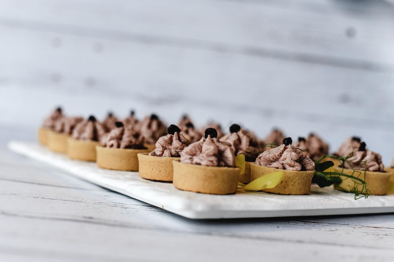Foie gras et oignons confits (24)