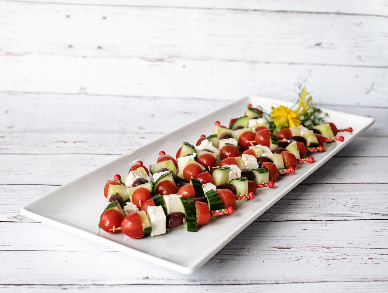 Brochettes légumes à la grecque (24)
