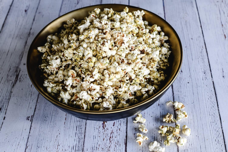 Popcorn cajun Typique de l'Écluse
