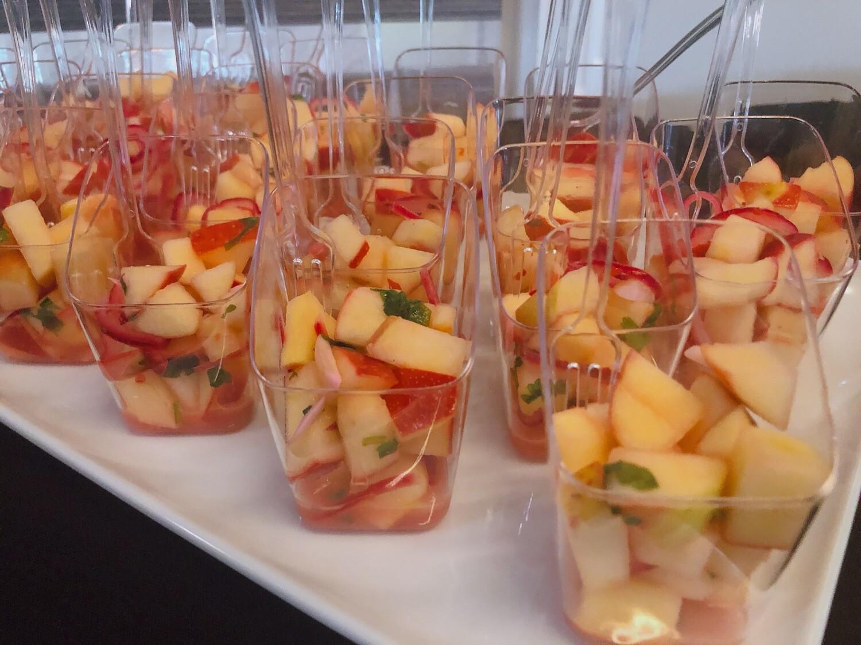 Ceviche de pommes en verrine (12)