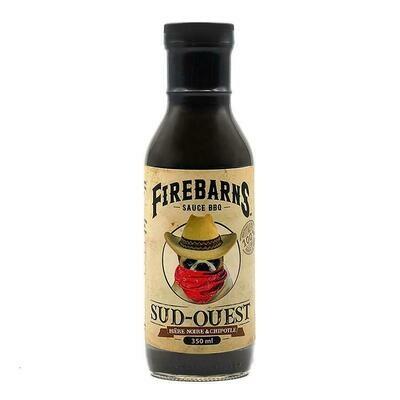 Firebarns - Sauce Sud-Ouest 350ml