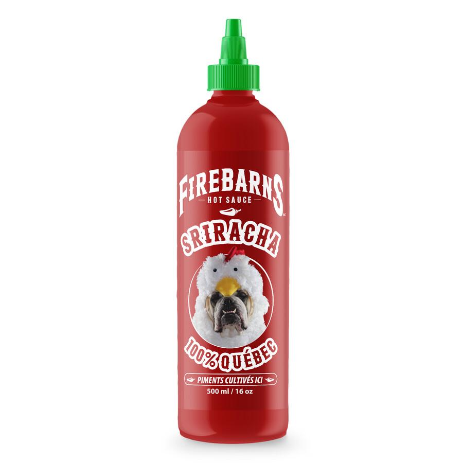 Firebarns - Sauce Sriracha 250ml