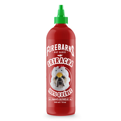 Firebarns - Sauce Sriracha 250ml