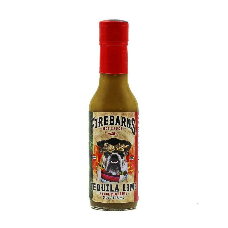 Firebarns - Tequila Lime 53ml