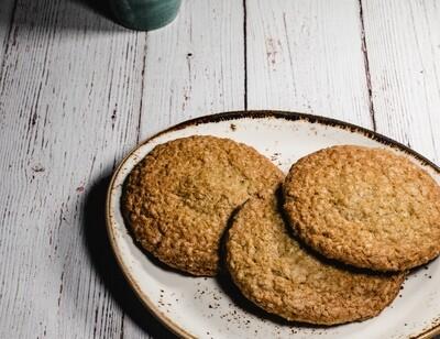 Biscuit gruau et dattes