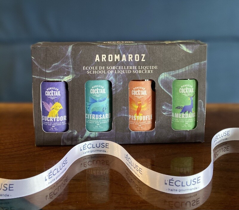 M. Cocktail Coffret Aromaroz