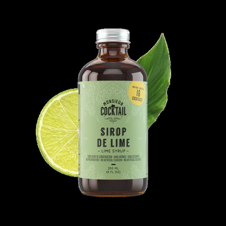 M. Cocktail Sirop de Lime 500ml
