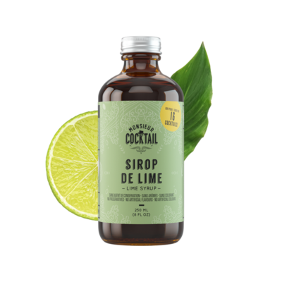 M. Cocktail Sirop de Lime 500ml