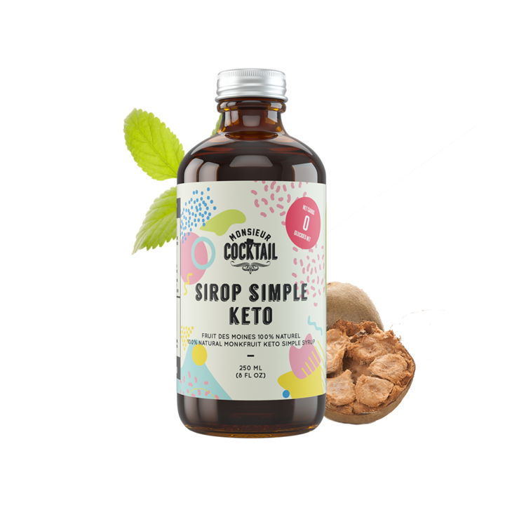 M. Cocktail - Sirop Keto