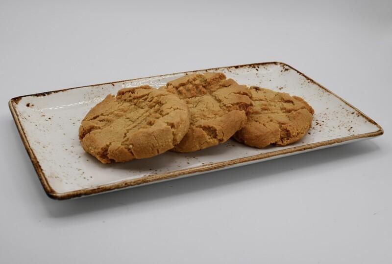 Biscuits au beurre d'arachides (6) mercredi
