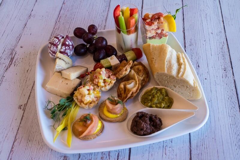 Plateau gastronomique (1 personne)