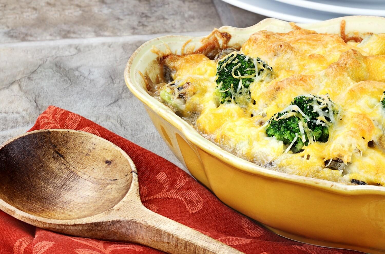 Riz au brocoli et au fromage