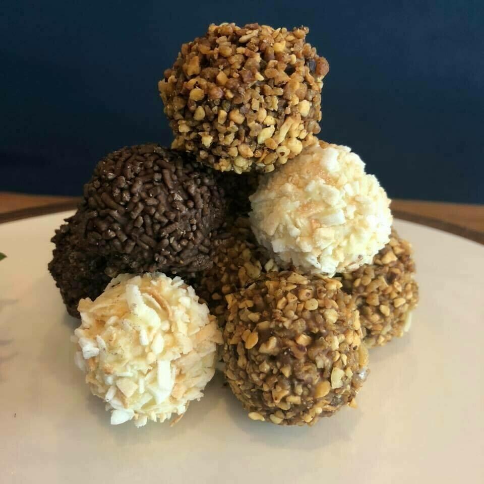 Truffe au chocolat (1)
