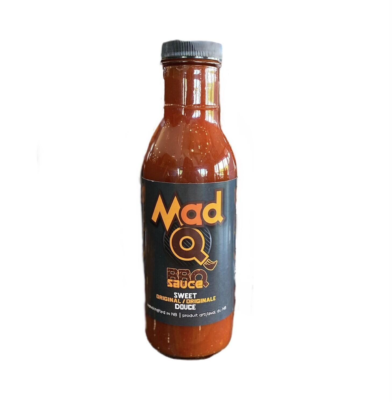 Mad Q bbq sauce original
