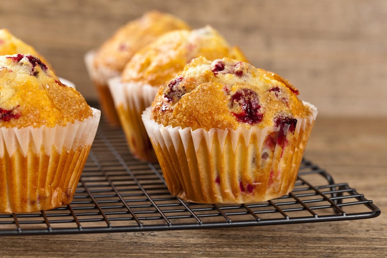 Muffin santé à la camerise (1)