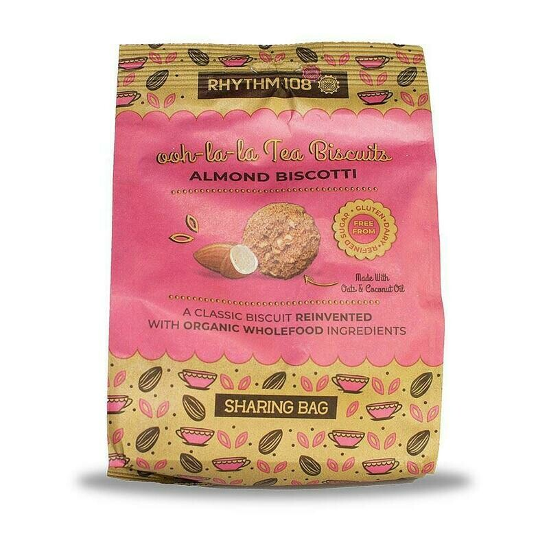 Almonds Biscuit Bag to Share