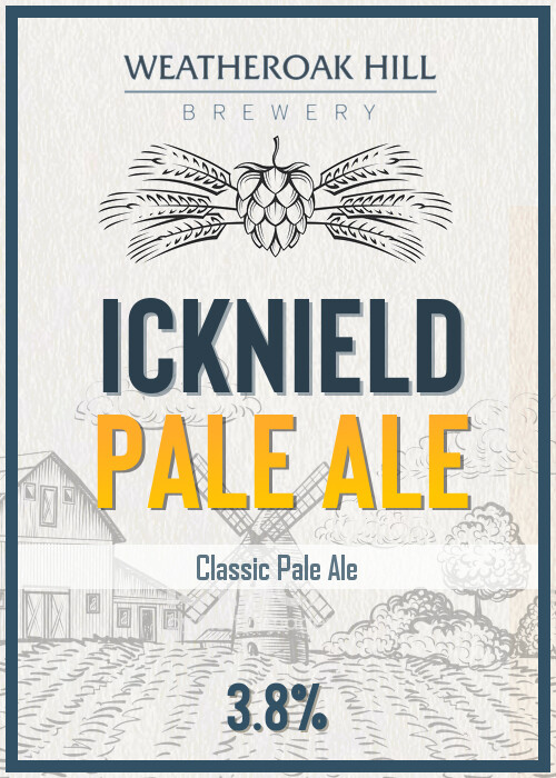 Icknield Pale Ale 3.8%