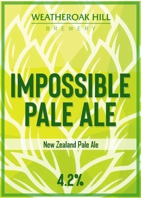 Impossible Pale Ale 4.2%