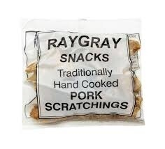 Raygray Pork Scratchings