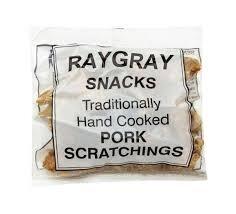 Raygray Pork Scratchings